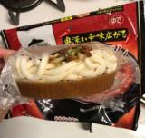 なべやき屋キンレイの冷凍食品、お水がいらないチゲうどんが美味しかった。の画像(2枚目)