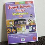 Super Simple SongsのHalloween  DVDを視聴させてもらう機会がありました♪子どもに人気のハロウィーン動画が、13作品収録されてます。01.  Hello, My…のInstagram画像