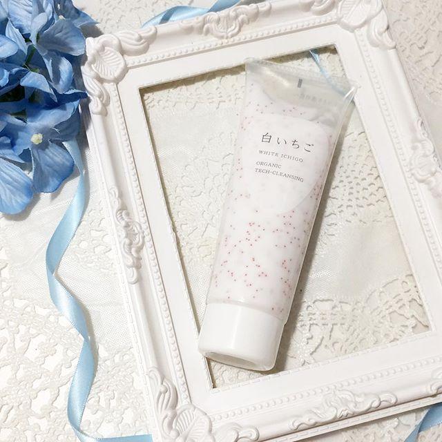 口コミ投稿:#WHITEICHIGO #白いちごクレンジングクリーム美容成分90%配合の肌にやさしいクレン…