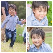 「3歳と4歳」成長期応援飲料【アスミール】プレゼント!お子様の1年間の成長記録写真大募集!!の投稿画像