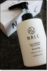 NALC 薬用ヘパリンミルクローションの画像(4枚目)