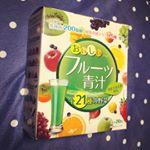 アップルマンゴー味のおいしい青汁🌿乳酸菌200億個と75種の果物、野菜を醗酵したエキスがたっぷり入っています😘🌈 #yuwa #ユーワ #酵素 #フルーツ青汁 #アップルマンゴ #きれいになり…のInstagram画像