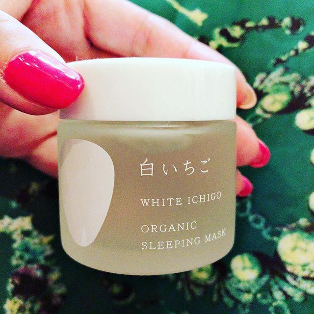 口コミ投稿:..日本発のスキンケアブランドwhite  ichigo♡.白イチゴの成分がはいってるオーガニッ…