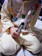 Kissyou 子供歯ブラシの画像(2枚目)