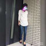 イーザッカマニアストアーズの桃起毛パンツで一日中あったか☆の画像(1枚目)