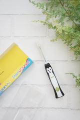 ペンギンデザインが可愛い!Smart KISS YOU子供歯ブラシの画像(2枚目)