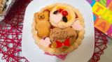 1歳のお誕生日♡ファーストバースデーケーキ(*^^*)の画像(7枚目)
