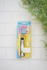 ペンギンデザインが可愛い!Smart KISS YOU子供歯ブラシの画像(1枚目)