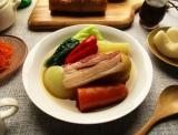 口コミ記事「大山ハムの『熟成乾塩ベーコン(スライス/厚切り)』もウマい!食べ応えも旨味も◎だね♪」の画像
