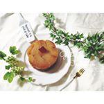 *✻Gluten free tartetatin✻**りんごが美味しい季節🍎甘くてジューシーなグルテンフリーのタルトタタンを作りました🍴💕*生地にはマルサンアイ様(@mar…のInstagram画像