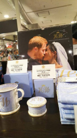 うめだ阪急英国フェア2018 紅茶王国とハリーポッターの世界の画像(3枚目)