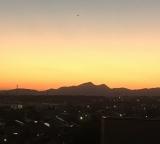 朝焼けがキレイ(^_-)-☆の画像(2枚目)