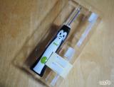 ☆ アイオニック株式会社(IONIC corporation)さん 子供歯ブラシ Smart KISS YOU1本、替えブラシ2個 ペンギンさんが楽しい日々 ①の画像(4枚目)