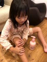 ピーチアー プレミアムボディミルク②の画像(3枚目)