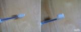 ☆ アイオニック株式会社(IONIC corporation)さん 子供歯ブラシ Smart KISS YOU1本、替えブラシ2個 ペンギンさんが楽しい日々 ①の画像(6枚目)
