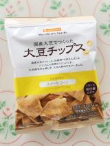 「ビオクラ 大豆チップス」の画像(3枚目)
