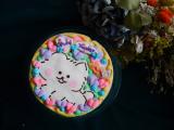 大好きなキャラクターがケーキに♩インスタ映え抜群のオーダーケーキとはの画像(2枚目)