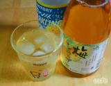 ☆ 川辺食品株式会社さん 紀乃家 「梅シラップ」炭酸と混ぜて飲むのが最高に美味しい!!の画像(9枚目)