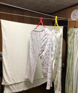 """続・洗濯物が室内でたくさん干せる【モニター】室内物干し""""の画像(9枚目)"""