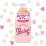 【大容量で毎日たっぷりつかえる♡】桃セラミド in プレミアムボディミルクの画像(1枚目)