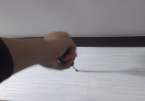 """「続:スーパー物干し・コードマチックV3"""" 壁取り付け式物干し 設置しました。」の画像(3枚目)"""