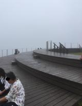蓬莱山にも新テラスオープンの画像(1枚目)