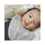 ✰EMISH BODYSHAMPOO ・200ml 2200円 ・新生児から敏感肌の大人まで使える弱酸性のボディシャンプー😊 ・フリー処方なので、息子にも安心して使えました✨ …のInstagram画像