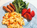 「♡スクランブルエッグのもとで手軽に美味しい朝食を♡」の画像(5枚目)