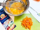 「♡スクランブルエッグのもとで手軽に美味しい朝食を♡」の画像(4枚目)