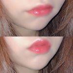 スタメンリップちゃん💄💕プチプラだとシャインリッチオールインワンティントが1番好き👼🏻💞👼🏻💞ぷるぷるうるうるな唇になる💋…のInstagram画像