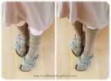 ■足首に跡が付きにくい「あったかソックス」 - ファッションの画像(5枚目)