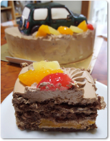 世界でひとつのオーダーケーキでお祝い☆【Cake.jp】の画像(1枚目)