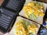 「一度に食パン4枚プレスできる!グリルdeクック ホットサンドパン」の画像(4枚目)