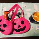#マルサンアンバサダー #マルサンアイ #厳選豆乳 #monipla #marusan_fan#ハロウィン#ソイラテ#デカフェ#ハロウィンハロウィンのお菓子と、マルサンの豆乳を使った、デカフェ…のInstagram画像