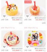 お誕生日に♡赤ちゃんも食べられるケーキの画像(3枚目)