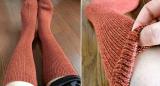冷え対策は足元から ふんわりやわらか 締めつけ・チクチクなしのあったかウール靴下の画像(5枚目)