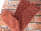 冷え対策は足元から ふんわりやわらか 締めつけ・チクチクなしのあったかウール靴下の画像(3枚目)