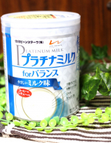 プラチナミルク for バランスの画像(1枚目)