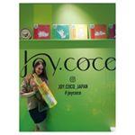 先日 @joy.coco_japan さんのポップアップストアにお邪魔してきました💕 アボカド種子を使った環境にも肌にも優しいスクラブがお気に入りです❤❤密かに愛用商品😘💕 11月8日までやっ…のInstagram画像