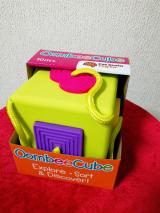 0歳から遊べる知育玩具♡Fat Brain オームビーキューブの画像(2枚目)