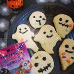 共立食品さんのハロウィンミックスナッツに当選しました😁🎶太っ腹な共立食品さんは手作りハロウィンクッキーを楽しめるセットでプレゼントしてくださいました💕娘と一緒に手作りクッキーを楽しみましたよ😉…のInstagram画像