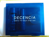「DECENCIA サエルトライアルセット」の画像(3枚目)