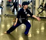 池袋コミュニティカレッジで太極拳体験の画像(3枚目)