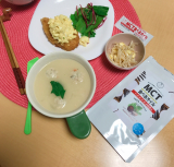 MCT食べるオイル♪の画像(3枚目)