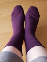 あきらめない靴下のモニターの画像(2枚目)