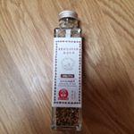 はなびらたけふりかけ胡麻みそ味を使ってみました!日本スーパーフード協会推奨💮スーパーフードはITはなびらたけの他に、海外セレブなども使っているチアシードを焙煎したローストチアも入っていて、手軽に美…のInstagram画像