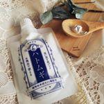 ・✼••┈┈┈┈┈┈┈┈┈┈┈┈┈┈┈┈••✼・和肌美泉の洗い流す泥パック「ハトムギ」を使っています。北海道産ハトムギ種子エキスが配合されたフェイスパックです。この「ハトム…のInstagram画像