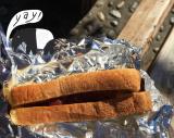 蒸しパンまでの道のりの画像(1枚目)