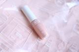 「ツヤっぽい目元にはエテュセ アイカラートップコート ふでタイプで簡単だし、ピンク色なのにゴ...」の画像(2枚目)