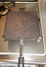 お好み焼きプレートで回転焼き作ってみましたの画像(7枚目)